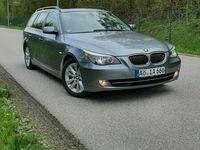 gebraucht BMW 525 5er Touring Aut. 3.0D 197Ps Facelift LCI