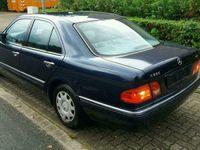 gebraucht Mercedes E220 CDI Classic,Automatik,Klima,TÜV Neu,DPF,Grün!