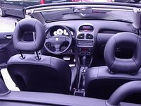 gebraucht Peugeot 206 CC 110 Platinum Automatik