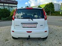 gebraucht Nissan Note Acenta TÜV NEU/KLIMA/TEMPOMAT/EURO-5/AK