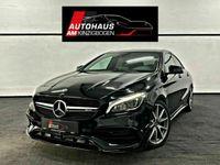 gebraucht Mercedes CLA45 AMG SPORTAUSPUFF-PANO-H&K-LED-KAME-COMAND
