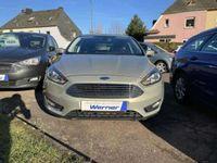 gebraucht Ford Focus 1.5 EcoBoost Titanium Start/Stopp