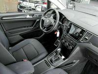gebraucht VW Golf Sportsvan UNITED 1.5 TSI DSG AHK Navi ACC BlindS. LaneA.