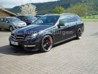 gebraucht Mercedes C63 AMG AMG T Drivers+Performance Paket VOLL