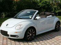 gebraucht VW Beetle NewCabrio 2.0 Facelift