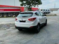 gebraucht Hyundai ix35 1.6 2WD FWC-Edition /TEILLEDER/2Z-KLIMA/BLUETOOTH