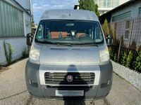 gebraucht Fiat Ducato Hochr.-Kombi 33 120/9-Sitzer/AHK/PDC/