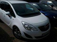 gebraucht Opel Meriva 1.4 74 KW, Rentnerauto gepfl. 94.000 km