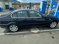 gebraucht BMW 320 d e46 6gang