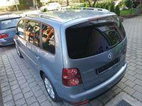 gebraucht VW Touran 1.9 TDI Euro 4 Klimaautomatik 7 Sitze