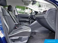 gebraucht VW Polo Highline ACC PDCv h Klimaautom VorrÃŒstung Navi