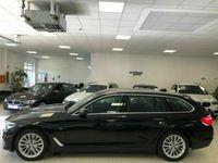 gebraucht BMW 540 dxD/Aut/MassageStz/Stop&Go/Individual/LuxuryL