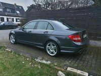 gebraucht Mercedes C200 CDI AMG