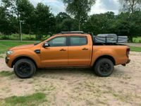gebraucht Ford Ranger Aut. Wildtrak, Garantie, DoKa, Autark, E6