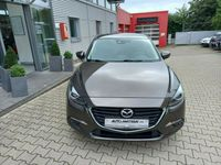 gebraucht Mazda 3 Lim. Exclusive-Line Automatik-Navi-Tempomat