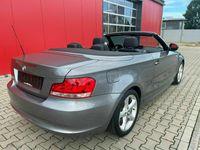 gebraucht BMW 118 Cabriolet d (E88), Leder, Navi, 2.Hand