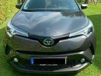 gebraucht Toyota C-HR Hybrid Team Deutschland (Garagenwagen)