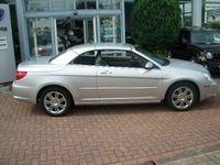 gebraucht Chrysler Sebring Cabriolet 2.0 CRD Limited Hard-Top,Leder,Navi, 1Hand