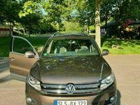 gebraucht VW Tiguan 2.0 TSI 4Motion Exclusive
