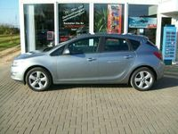 gebraucht Opel Astra J 1.4 (Klima, ABS, ESP, Nsw, Temp.)