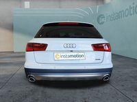 gebraucht Audi A6 Allroad A6 Allroad3.0 TDI q. S-Tronic ACC LED Navi touch Tempolimit Anzeige