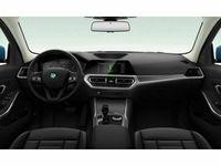 gebraucht BMW 320 i Touring Sport Line Aut. Sport Aut. HiFi 17'