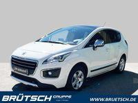 gebraucht Peugeot 3008 Allure 1.6 HDi AUTOMATIK / LEDER / AHK