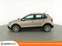 gebraucht VW Polo Cross Polo 1.4 TDI BMT Aut.*Navi*Tempo*PDC*