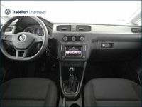 gebraucht VW Caddy TDI Xenon,Standhz,Tel,GJR,Alarm
