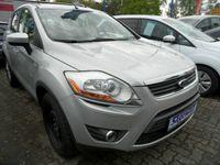 gebraucht Ford Kuga 2,0 TDCi 2x4 (136PS) Klima Bluetooth Navi