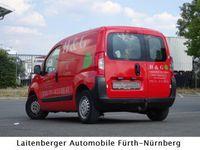 gebraucht Peugeot Bipper Basis 1,4 HDI * NEUER KD*AHK * CD MP3