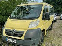 gebraucht Citroën Jumper 9sitzer