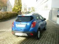 gebraucht Opel Mokka 1.6 ecoFLEX EditionStart/Stop 1Hd. 42104KM
