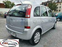 gebraucht Opel Meriva 1.4 Edition *1.HAND*RENTNER*KLIMA*AHK*