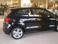 gebraucht VW Polo Comfortline R-Line 1,6 l TDI 77 kW