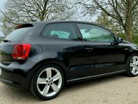 gebraucht VW Polo 1.2 TSI Life - GTI Look - Xenon, Navi, AHK