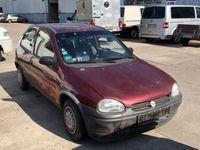 gebraucht Opel Corsa erst 115.000 km