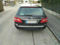 gebraucht Mercedes E350 CDI DPF 4Matic BlueEFFICIENCY 7G-TRO...