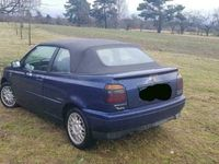 gebraucht VW Golf Cabriolet VW 3 1.8 BJ 97 PS 9...