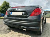 gebraucht Peugeot 207 CC (TÜV bis 03.22/ 100% dicht)