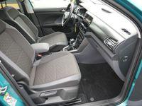 gebraucht VW T-Cross - Style 1.0TSI LED+NAVI+AHK+PDC+ACC+SITZH