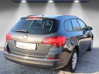 gebraucht Opel Astra 1.4 Turbo Sports Tourer Edition mit Klimaautomatik Xenonscheinwerfer Sitzheizung