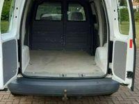 gebraucht VW Caddy 1.9 TDI Kastenwagen lang