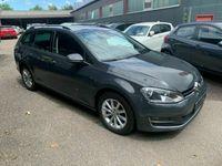 gebraucht VW Golf VII Variant Lounge BMT Navi PDC Scheckheft