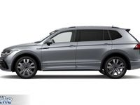 gebraucht VW Tiguan Allspace R-Line 2.0 l TSI OPF 4MOTION 140