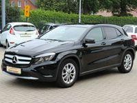 gebraucht Mercedes GLA180 *KLIMA*KAMERA*EURO6*