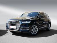 gebraucht Audi Q7 3.0 TDI S-Line Navi Matrix AHK Panora 7-Sitze