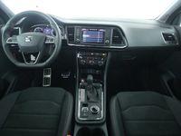 gebraucht Seat Ateca 2.0 TDI DSG 4Drive FR Navi LED TopViewKamera PDC ACC Klimaaut Keyless DAB