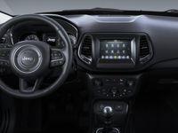gebraucht Jeep Compass 1.4 MAir 140 Nav KlimAut Kam SHZ in Kehl