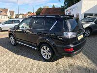 gebraucht Mitsubishi Outlander EDITION 2WD / Klimaautomatik / AHK / Allwetter